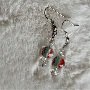 🏖 Glass Earrings 🏖
